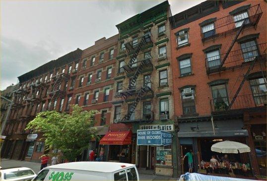 35 Carmine Street