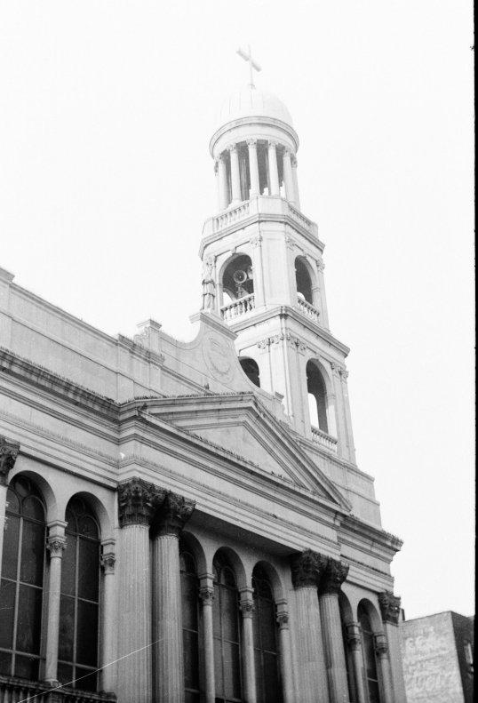 New York - Church