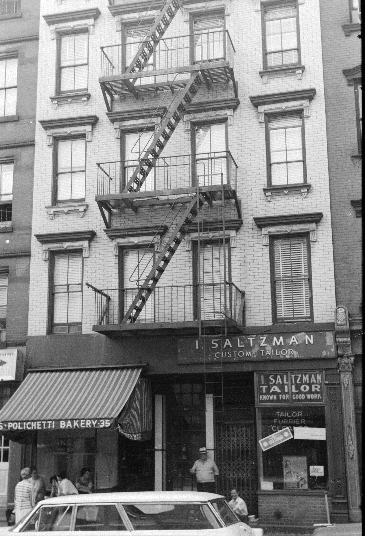 New York - Saltzman Tailor