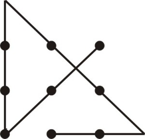 the-nine-dots-puzzle-solution