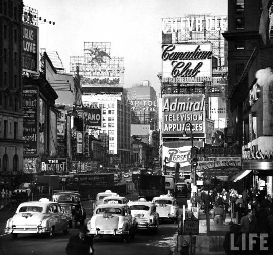andreas-feininger nyc signs
