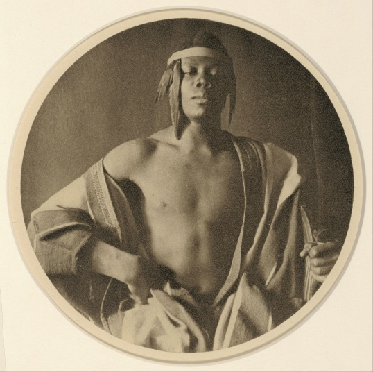 Fred_Holland_Day_(American_-_An_Ethiopian_Chief_-_Google_Art_Project