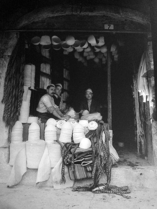 Albanian Hatmakers