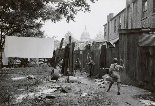 Slums of CD 1940