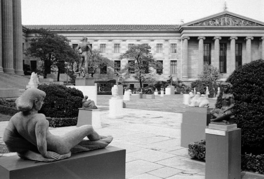 Philly Sculpture Garden 4