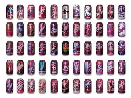 Dr Pepper Clones