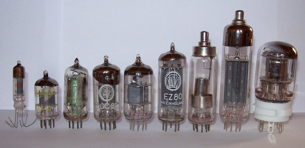 Elektronenroehren-auswahl