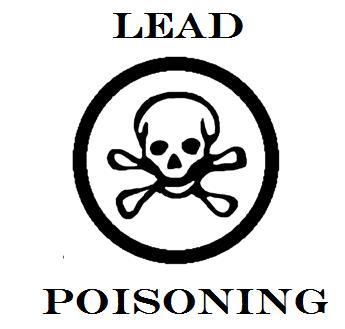 Lead poisoning playing in the world game for When was lead paint banned