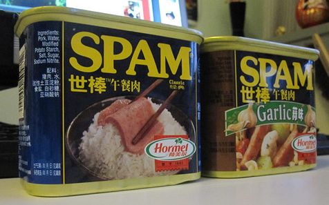 how to stop chinese spam emails