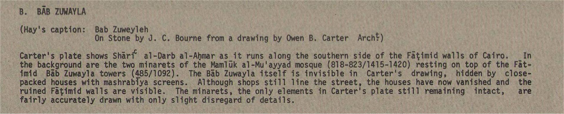 Description B