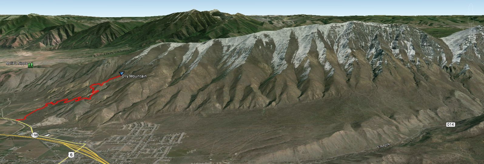 Dry Mountain