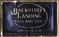 Blackstreet Landing Damariscotta ME