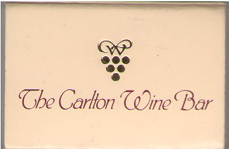 Carlton Wine Bar DC