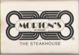 Morton's The Steakhouse Chicago