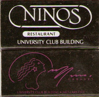 Nino's University Club SLC
