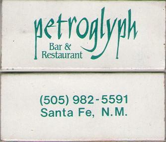 Petroglyph Santa Fe