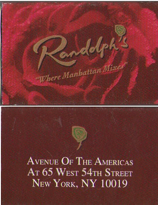 Randolph's