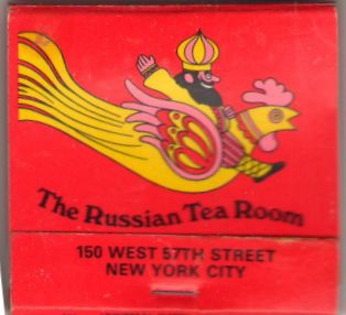 Russian Tea Room 2