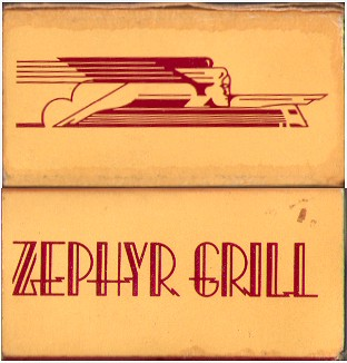 Zephyr Grill NYC