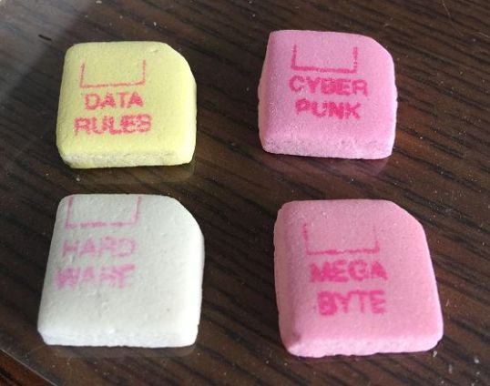candy disks