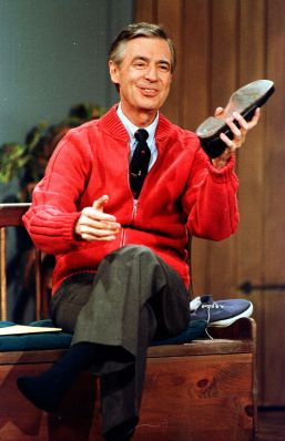 Fred Rogers The Quiet Radical Playing In The World Game