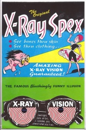 X-ray Specs a