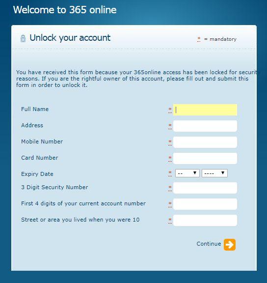 Bank of Ireland Phishing 4