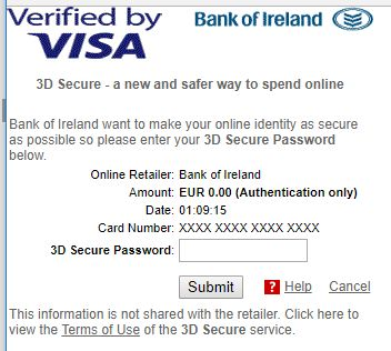 Bank of Ireland Phishing 5