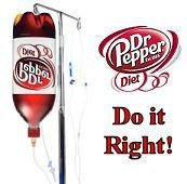 Dr Pepper Do It Right