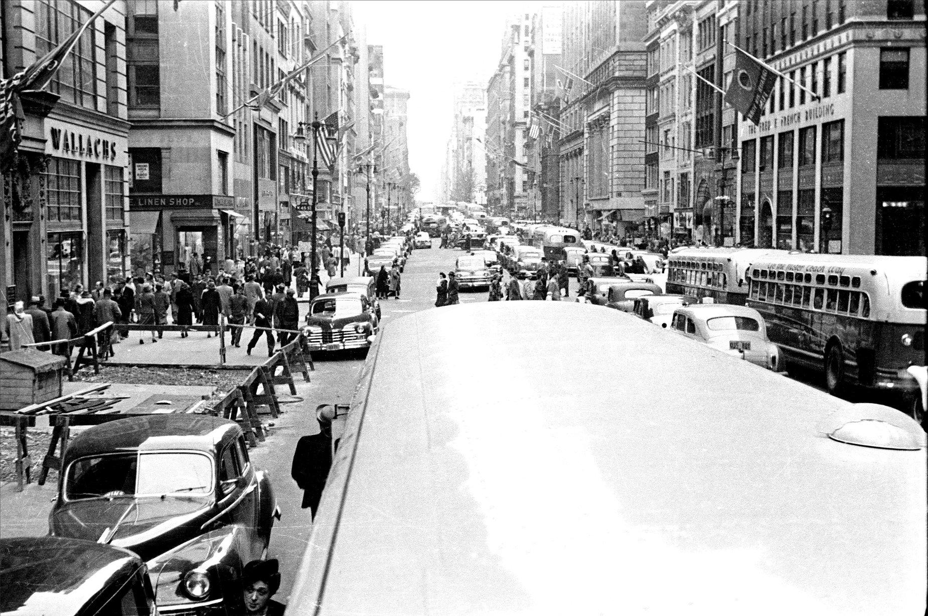 NYC 1953 551 5th Avenue